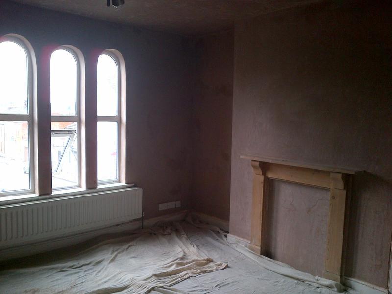 Image 15 - Bedroom re-skim
