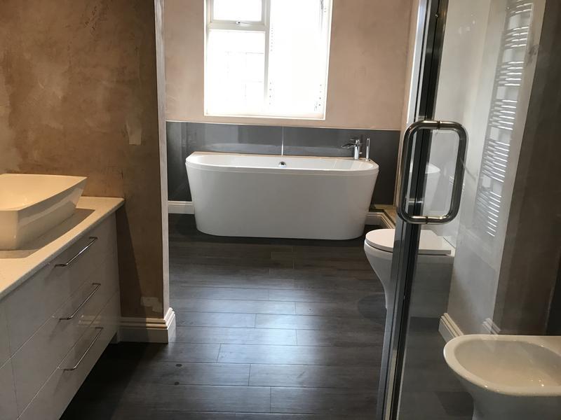 Image 28 - new Bathroom installation in Weybridge, surrey