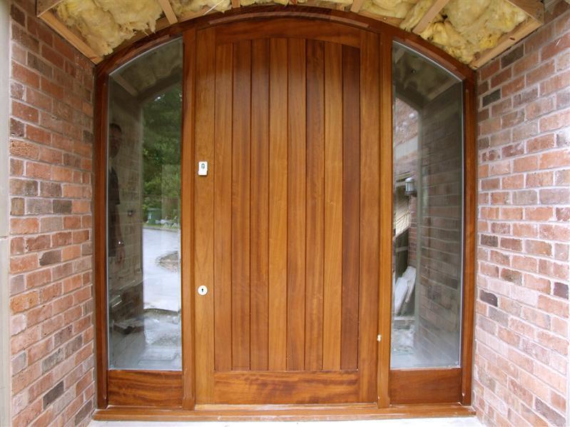 Image 26 - 031.Bespoke hardwood door