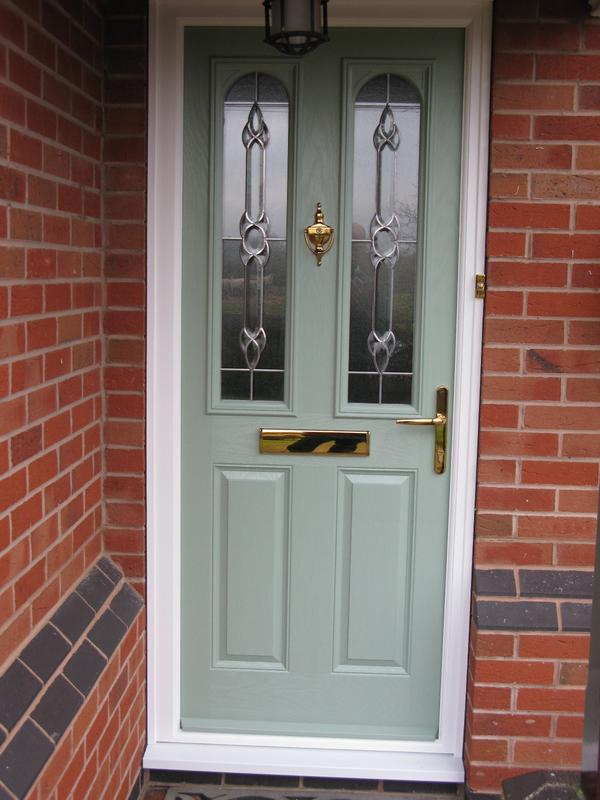 Image 51 - Chartwell green grp Composite door