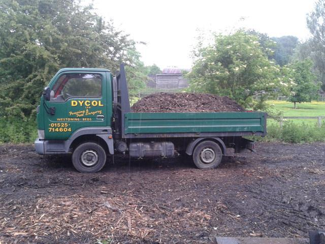Image 15 - Wood Chip Mulch - £20 per load local delivery!
