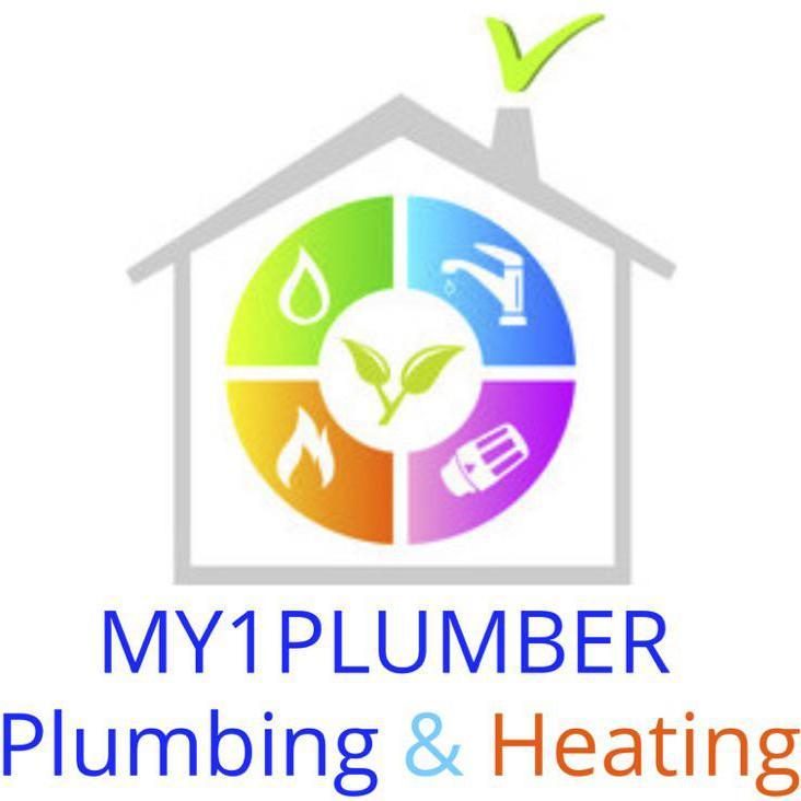My 1 Plumber Ltd logo