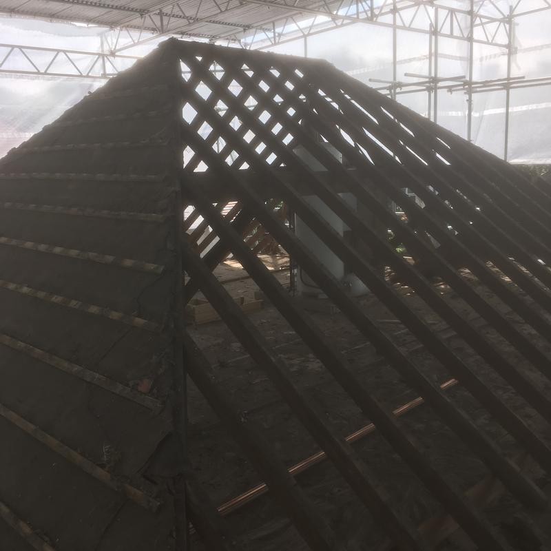 Image 9 - roof removal.