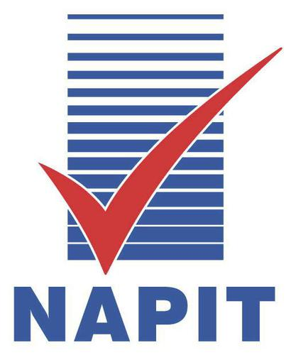 National Association of Professional Inspectors & Testers (NAPIT) logo