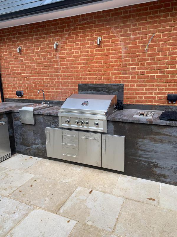 Image 20 - Nat Gas Outdoor Kitchen