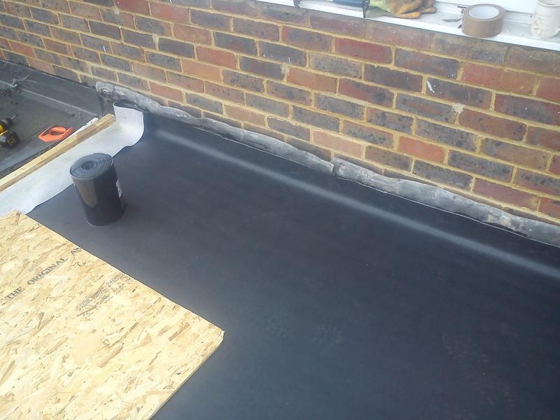 Image 4 - Rubberbond EPDM flat roof