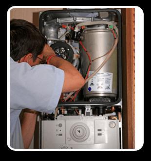 Image 35 - Boiler service