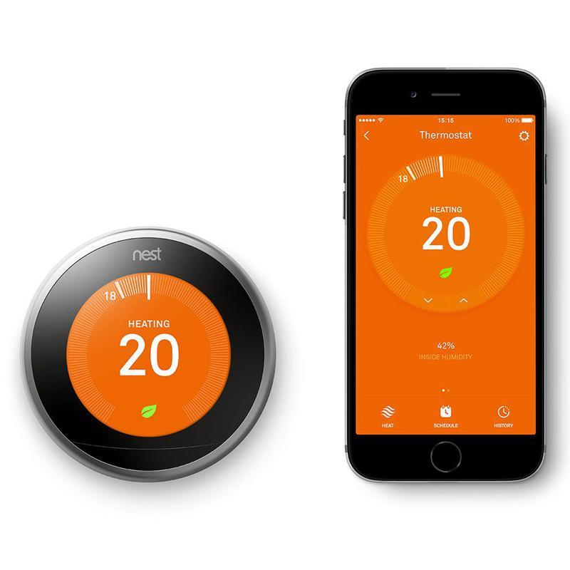 Image 11 - nest SMART Thermostat wifi