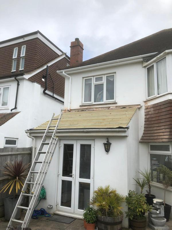Image 1 - New roof on an extension in Hove