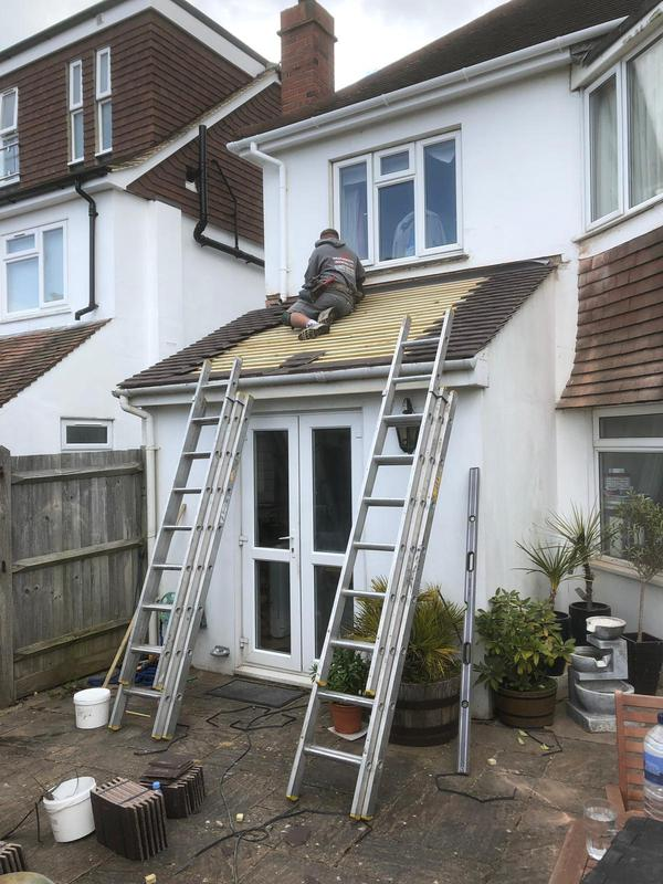 Image 2 - New roof on an extension in Hove
