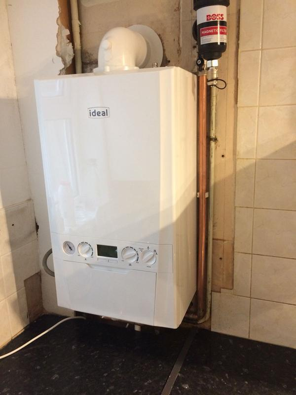 Image 34 - new boiler installed in Luton
