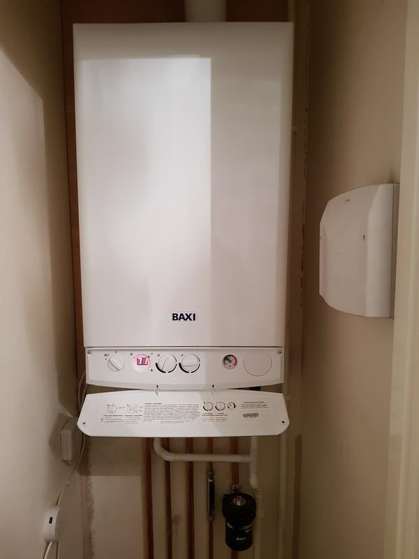 Image 8 - New Combi Boiler Installed