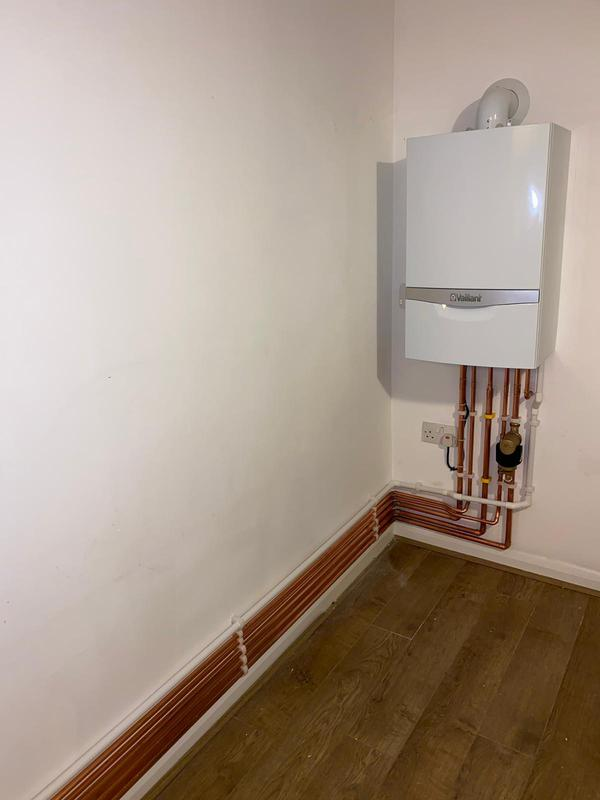 Image 3 - New Vaillant Boiler Installation
