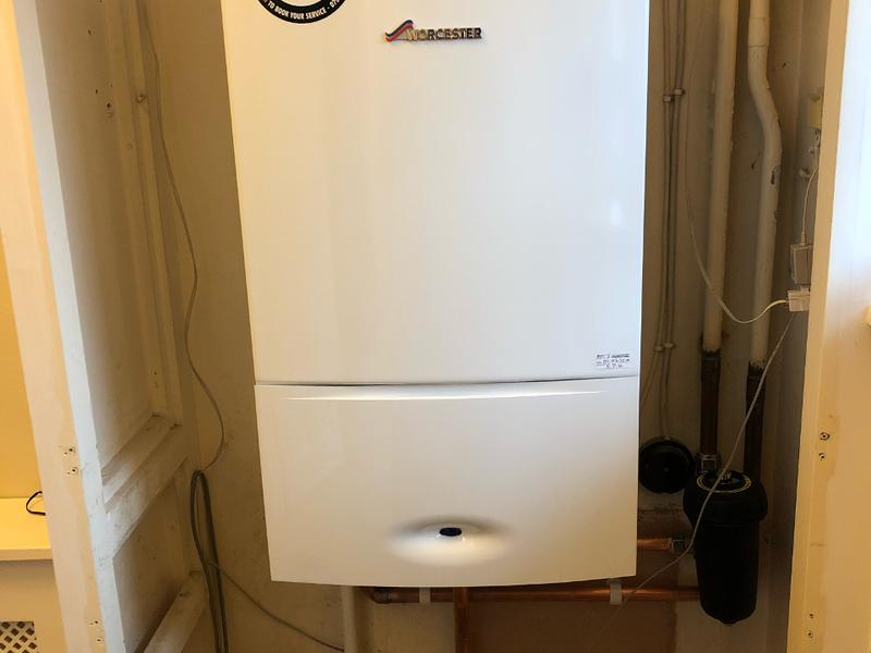Image 6 - New Combi boiler in Chichester
