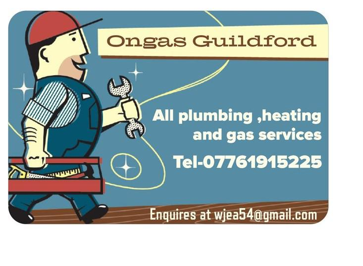 Ongas Guildford Ltd logo