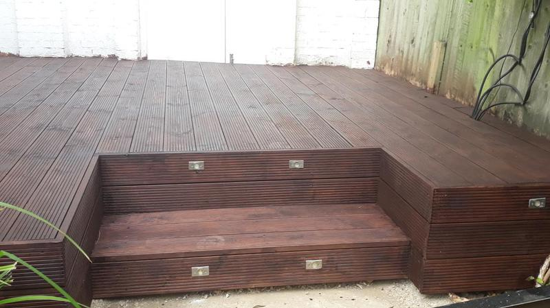 Image 84 - HIGHGATE - DECKING REPLACEMENT
