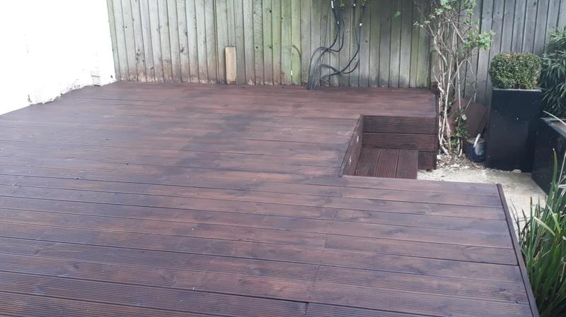 Image 83 - HIGHGATE - DECKING REPLACEMENT