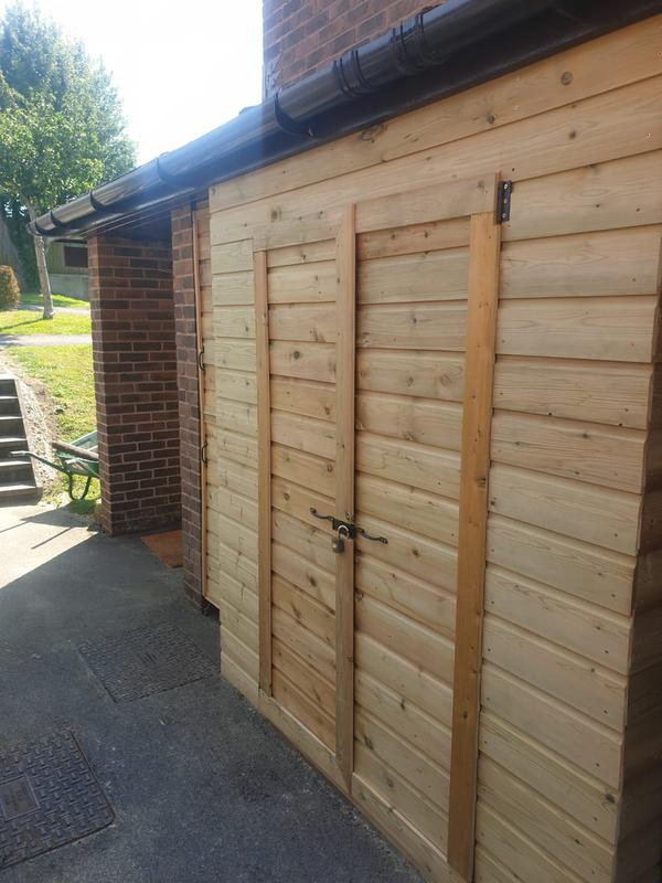 Image 45 - New custom built shed