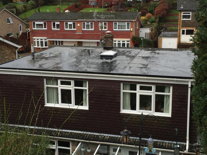 Image 14 - New Rubberbond EPDM Flat Roof Maidstone