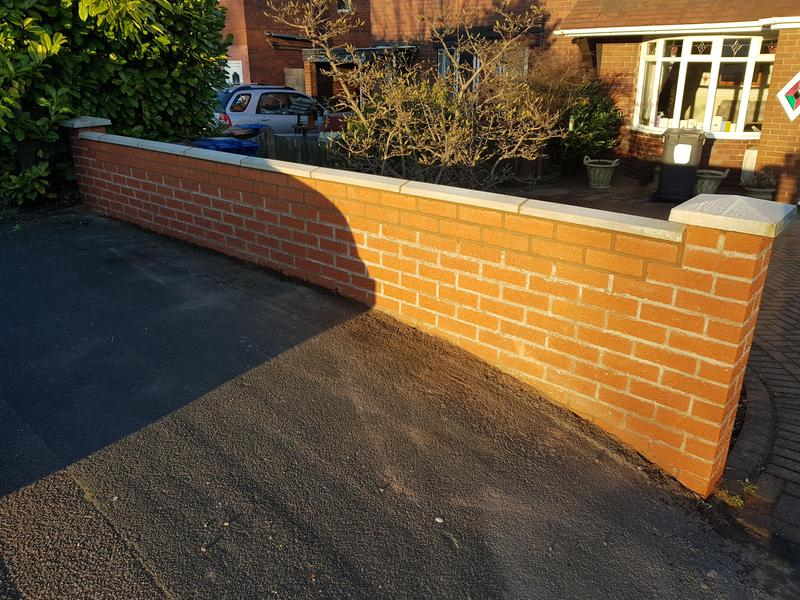 Image 1 - New garden wall project