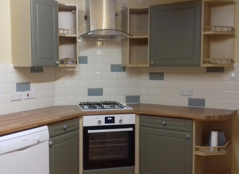 Image 32 - kitchen Hemel Hempstead