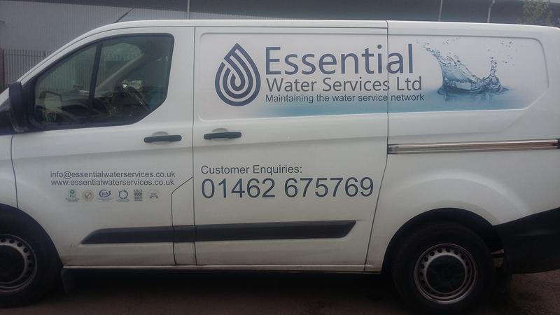 Essential Water Services Ltd logo
