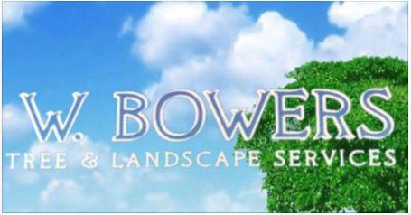W. Bowers Tree and Landscape Services logo
