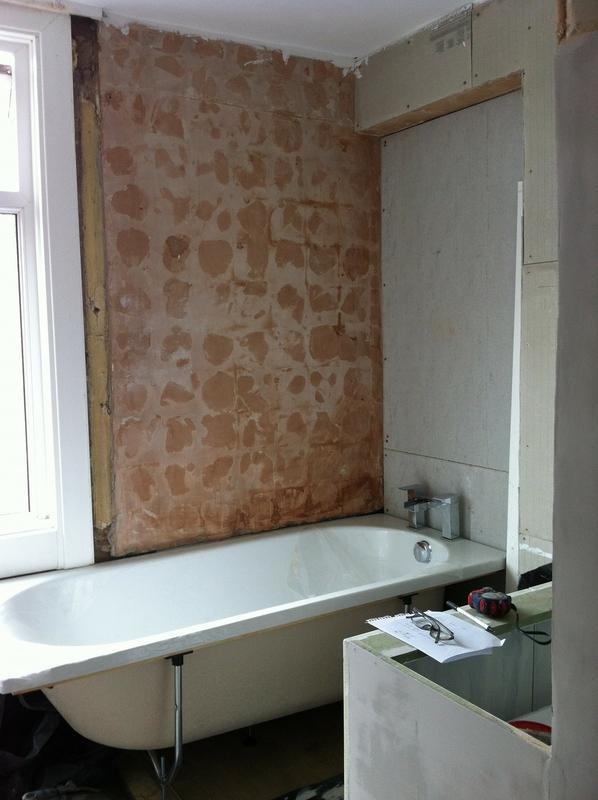 Image 24 - New bathroom created