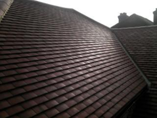 Image 1 - New Redland plain tile Roof