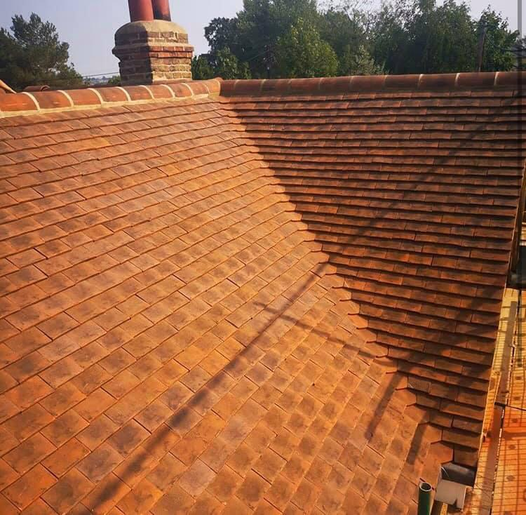 Image 3 - A new roof we completed a few weeks ago in Chelmsford- all during a heatwave!