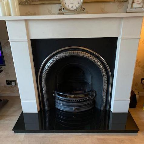 Image 3 - new solid fuel fire