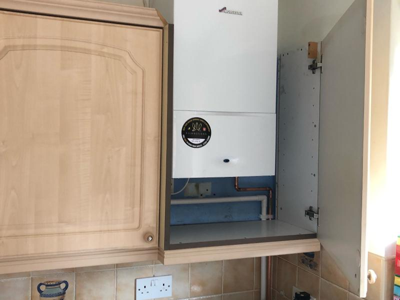Image 11 - New Worcester Bosch with 10 year warranty