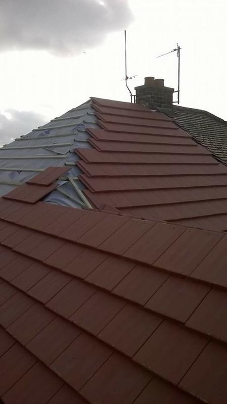 Image 69 - Re-roof ( During )