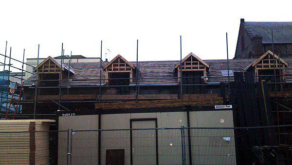 Image 41 - New Build Roof - 2