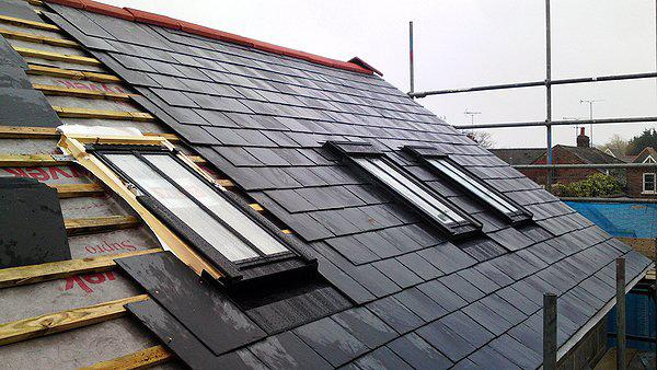Image 43 - New Build Roof - 4