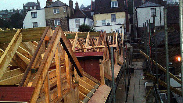 Image 39 - New Build Roof - 1