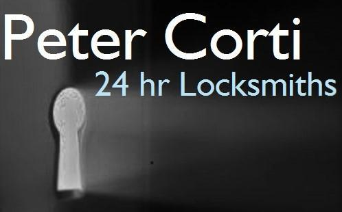 Peter Corti 24 hr* Locksmiths logo