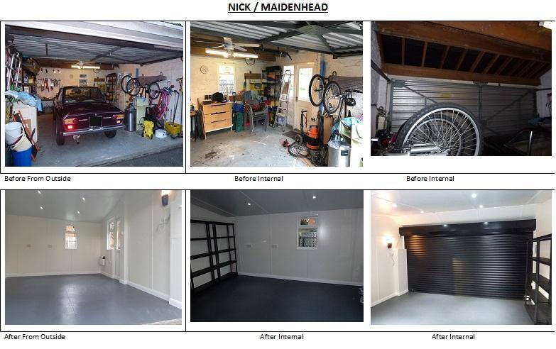 Image 5 - Nick - Maidenhead Before and After