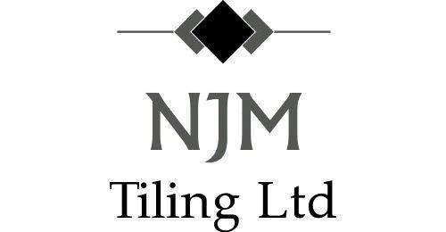 NJM Tiling logo