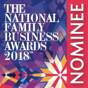 Image 6 - Nominated for 3 categories in the National Family Business Awards 2018