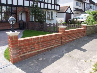 Image 156 - Brick work walls