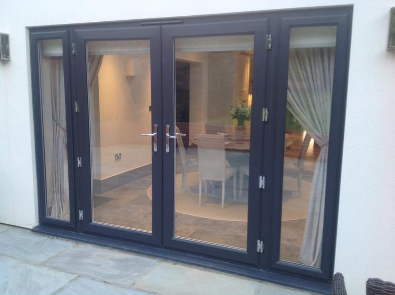 Image 38 - French door for a customer in Billericay