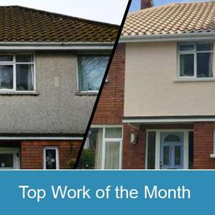 Top work of the Month – November