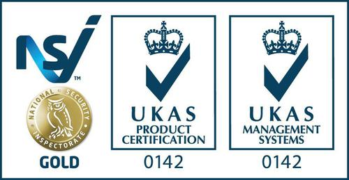 NSI - National Security Inspectorate (gold)