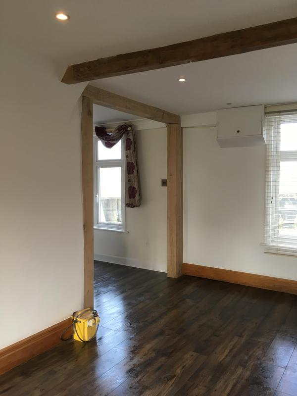 Image 17 - Oak door frame by DKM Developments Ltd builders Great Dunmow Essex