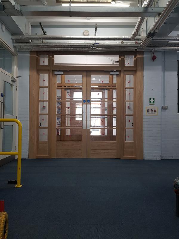 Image 29 - oak doors and frames