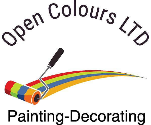 Open Colours Painters and Decorators Ltd logo