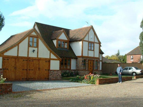 Image 4 - new build Kennington complete