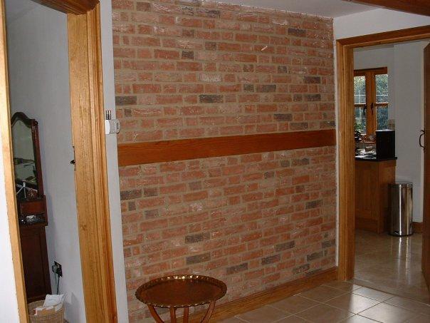 Image 1 - internal brick wall Kennington