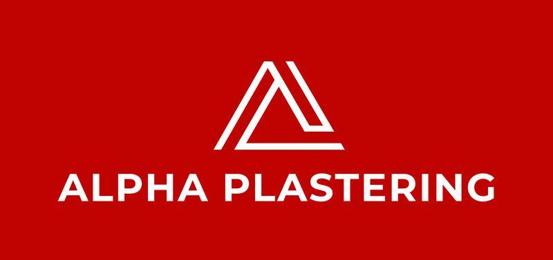 Alpha Plastering logo